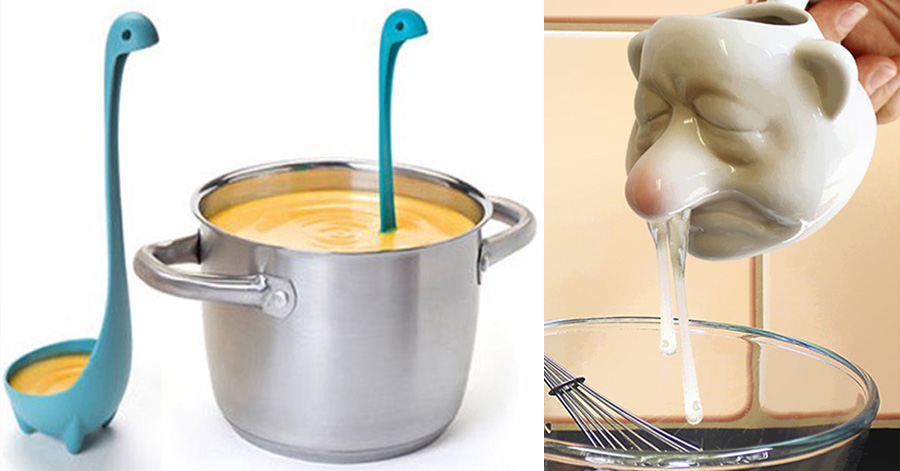23 Creative Kitchen Gadgets You Needed But Didn\'t Know Existed