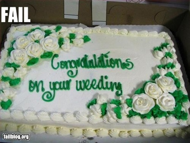 When Cake Decorating Goes Wrong : The 18 Worst Wedding Cake Fails Ever Made Are Straight Out ...