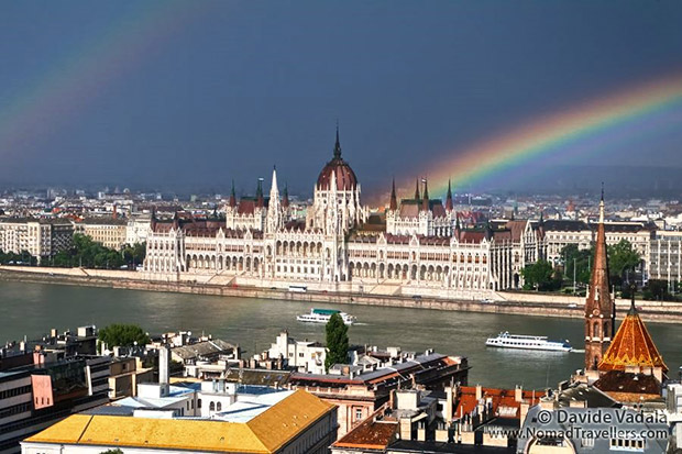 07-Hungary-budapest-parliament-double-rainbow-IMGP0084-HDR