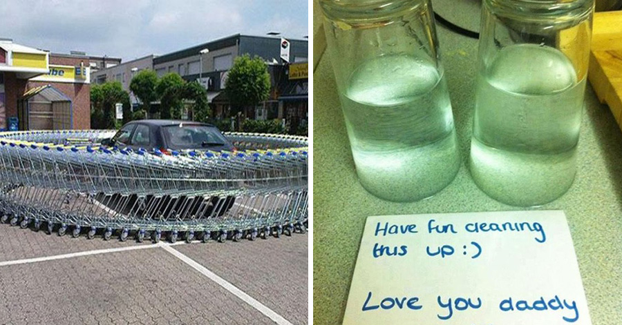 Hilariously Brilliant Pranks To Play On Friends Is Really - 53 hilarious april fools pranks took game another level 6 just brilliant