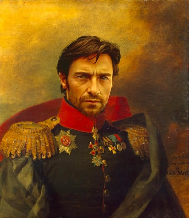If Celebrities Were Th Century Military Generals They Would - If celebrities were 19th century military generals they would look like this