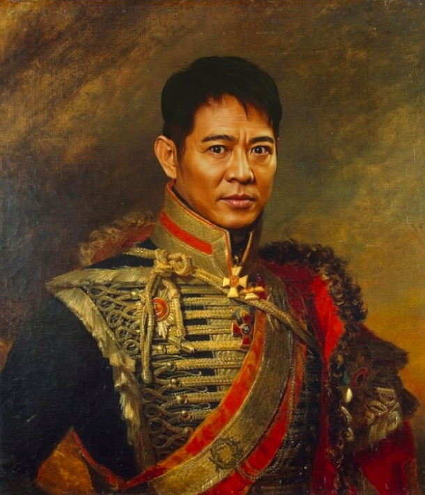 Celebrities For Xix Century Celebrities Wwwcelebritypixus - If celebrities were 19th century military generals they would look like this