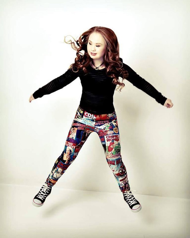 down-syndrome-model-4