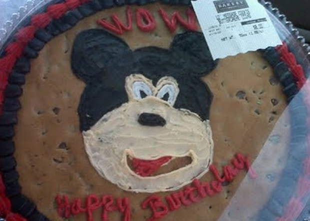 22 Worst Disney Cake Fails Ever. These People Totally ...