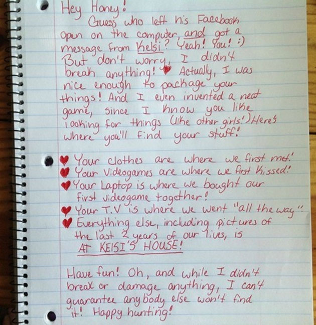 Cheaters Busted In The Most Glorious Way Ever - 25 cheaters busted in the best way ever