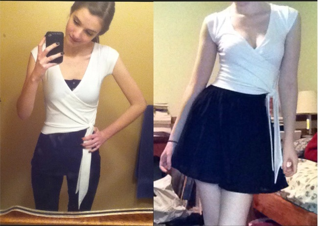 15 Inspiring Before And After Pictures Of People Who Won The Battle Against Their Eating Disorders