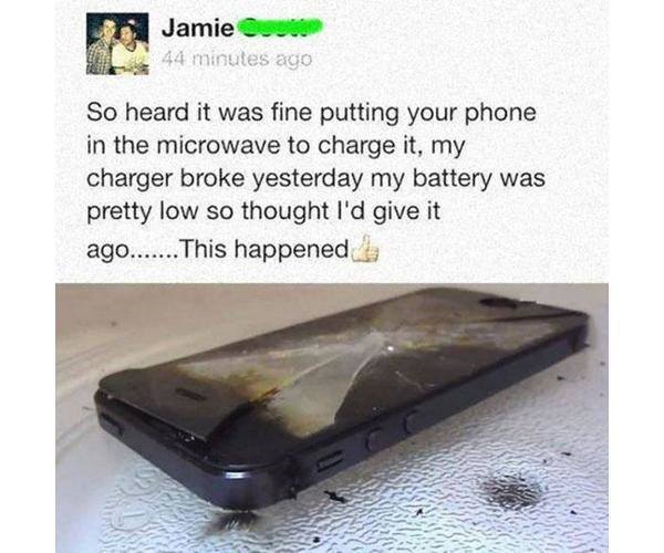 30 Proofs That There Still Are People Who Don't Know How Technology Works