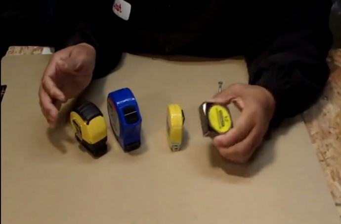 4 Things You Didn't Know Your Tape Measure Could Do. Thank Me Later For The Last One...