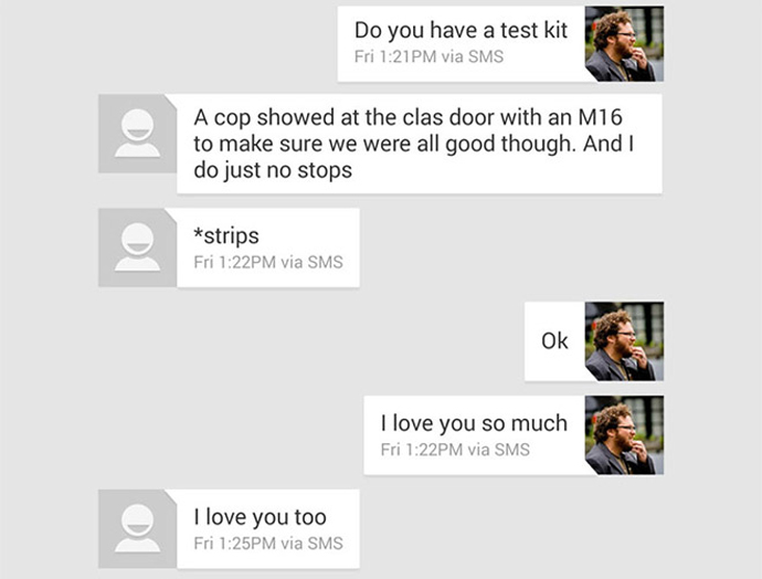 Kid Is Trapped Inside School During A Shooting. His Father's Reaction Is A Must Read.