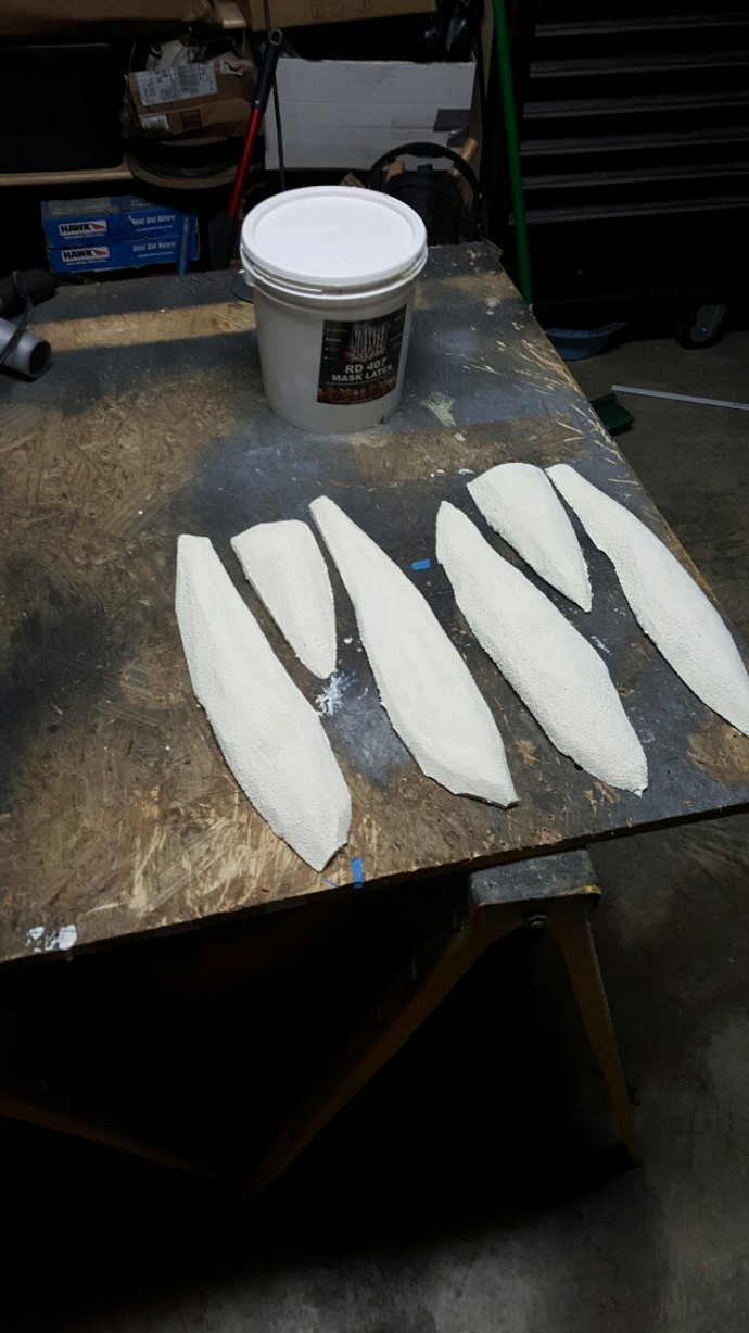 This Guy Cut Some Weird Pieces Of Foam With A Knife. Then I Realized Why, And I'm 100% Jealous! WOW!