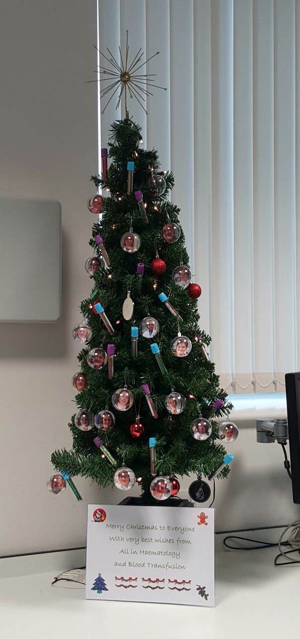 16 Amazing Christmas Decorations That Make Hospitals A Better Place ...