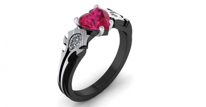 20 Geekiest Engagement Rings No Geeky Girl Can Refuse Clevernova