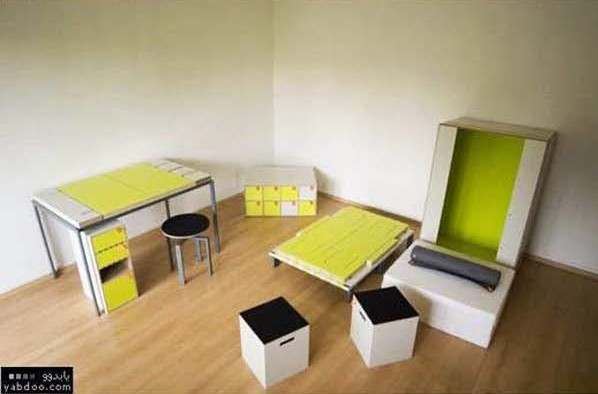 A Box In A Room And A Room In A Box