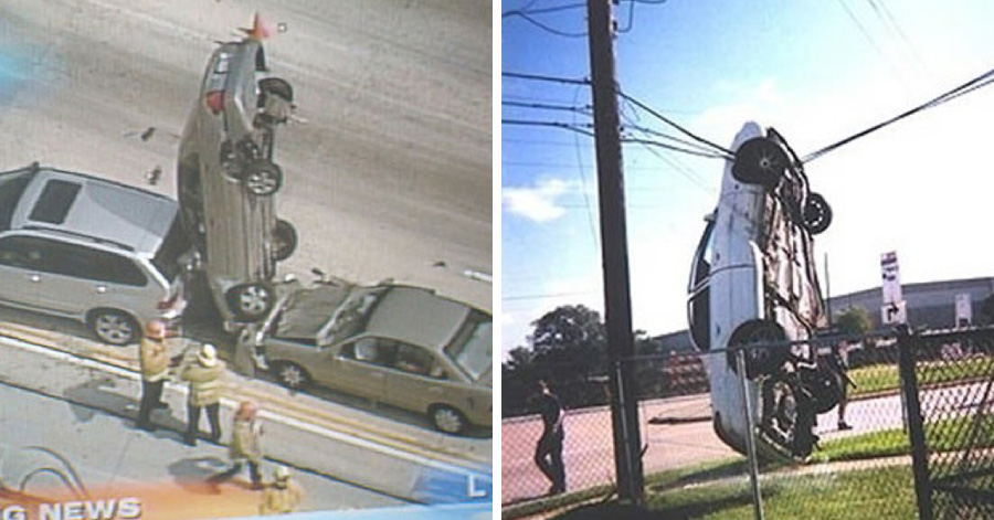 29 Of The Worst Driving Fails Ever. How Is #5 Even Possible?