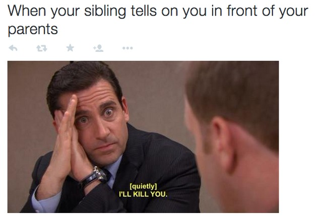 Funny Memes About Life Struggles: 21 Hilarious Struggles Only People With Siblings Will
