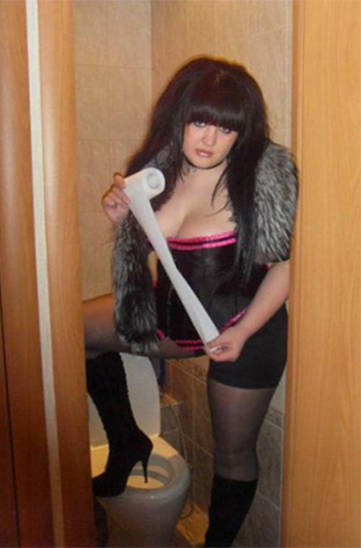 These 18 Hilarious Pics Of Russian Girls Posing For Glamour Shots Will Make You Cringe. #8 Is The Worst Ever!