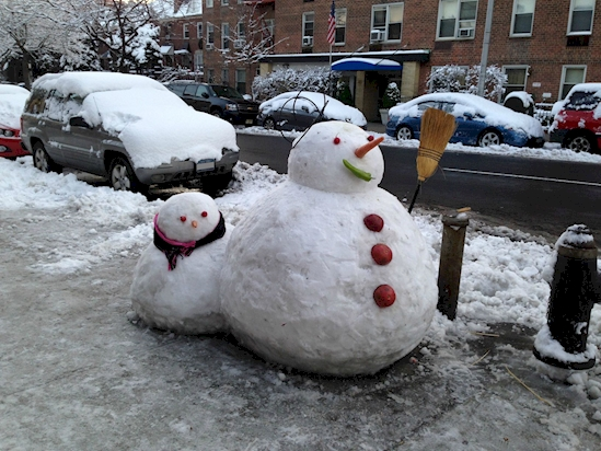 Hilariously Creative Snowmen That Will Take Winter To The Next - 15 hilariously creative snowmen that will take winter to the next level 7 made my day