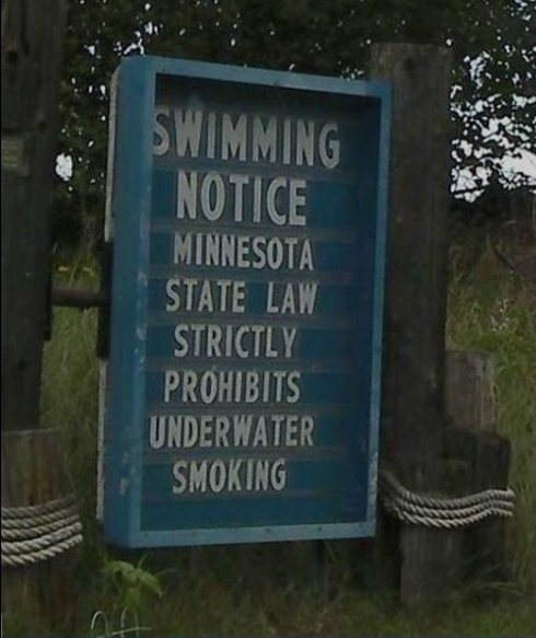 23 Of The Funniest Signs Ever Spotted Around. #6 Is Just Brilliant.