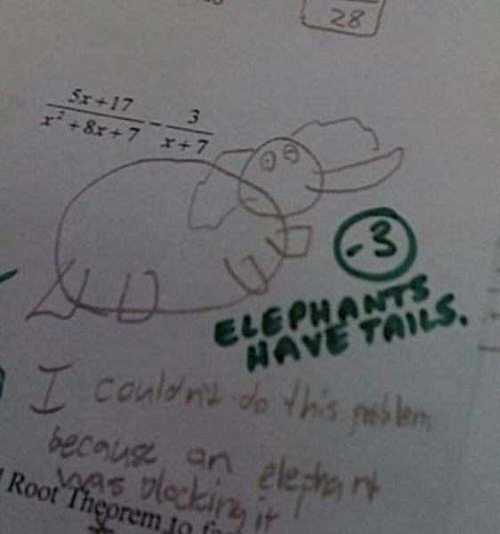 24 Hilarious Struggles People Bad At Math Will Understand. #4 Is Just Too Real.