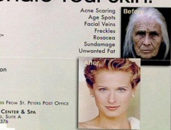 25 Hilarious Advertising Fails That Will Make Your Day. #9 Cracked Me Up.