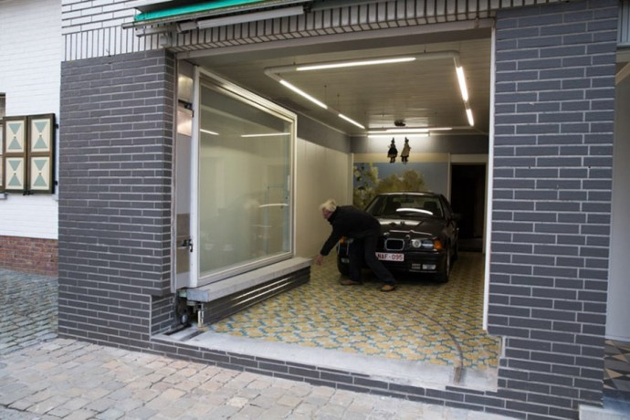 City Hall Refused This Man A Garage Permit. His Solution Is Hilariously Clever.