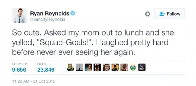 14 Hilarious Ryan Reynolds' Tweets About His Daughter Show He's The Funniest Celebrity Dad Ever