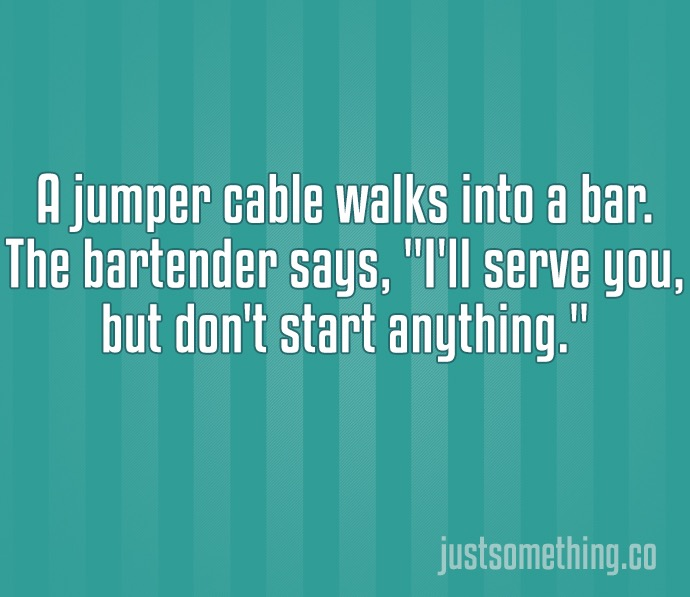 18 Jokes So Terrible They're Actually Hilarious. #9 Killed Me!