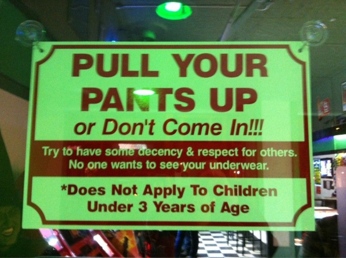 25 Signs That Only Exist Because The World Has Changed For The Worst. #8 Is The Best Ever!