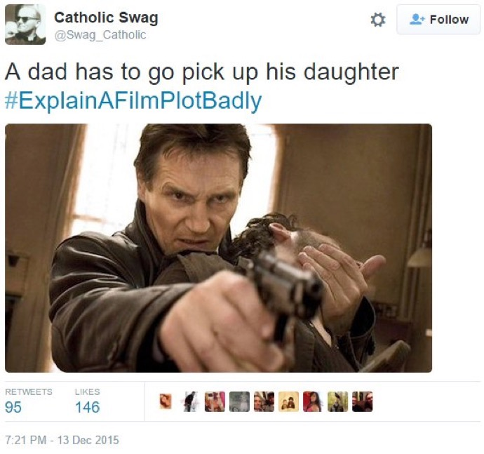 40 Hilarious Bad Film Plot Explanations That Are Actually Better Thank The Original