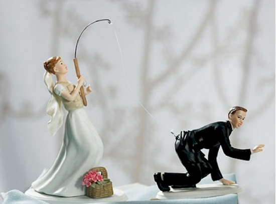 Hilariously Creative Wedding Cake Toppers Is The Story Of - 16 hilariously creative wedding cake toppers