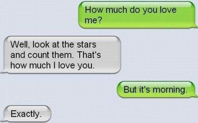 24 Flirty Texts That Were Destroyed In The Best Way Ever. #9 Is Just Hilarious!