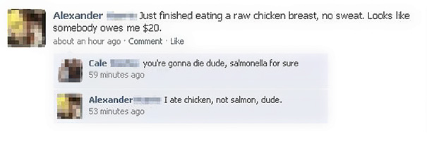 24 Of The Most Hilarious Facebook Fails Ever. #5 Is Just The Worst, LOL!