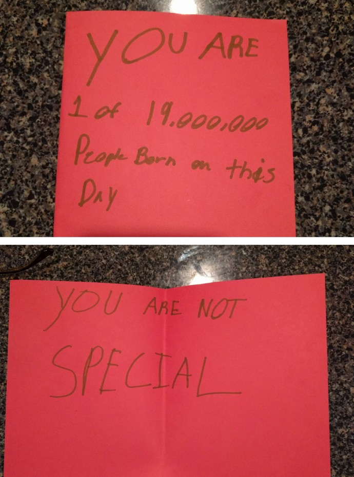 24 Smart-Ass Kids Who Definitely Know It All Too Well. #5 Is Gold.