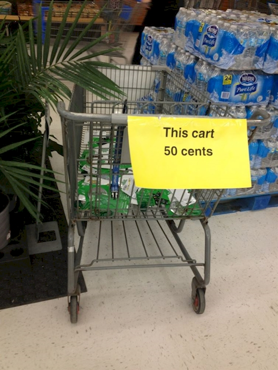 25 Walmart Employees Who Just Didn't Care. #5 Is Just Hilarious.