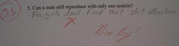 27 Hilarious Proofs That Some Kids Are Always A Step Ahead. #8 Is A Genius.