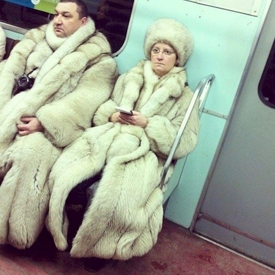 29 Of The Weirdest Things That Only Happen In Russia. #4 Is Just Hilarious.