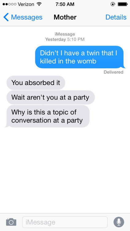 30 Hilarious Text That Will Make You Laugh Much More Than You Should. #3 Cracked Me Up LOL!