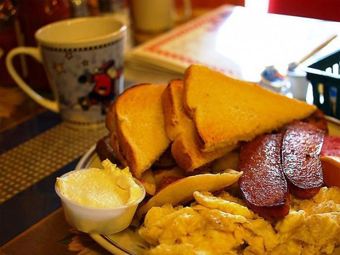 Canada: Perogies, Sauerkraut, Ground Meat