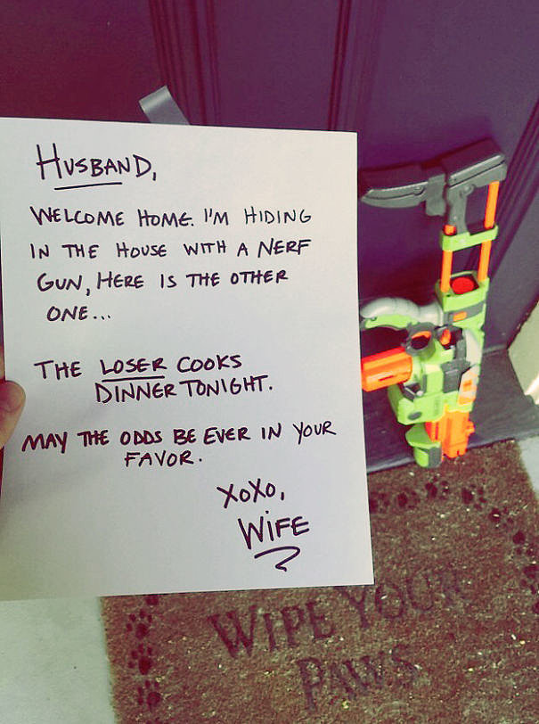 16 Wives Who Are Totally Winning At Marriage. #5 Is The Best Ever.