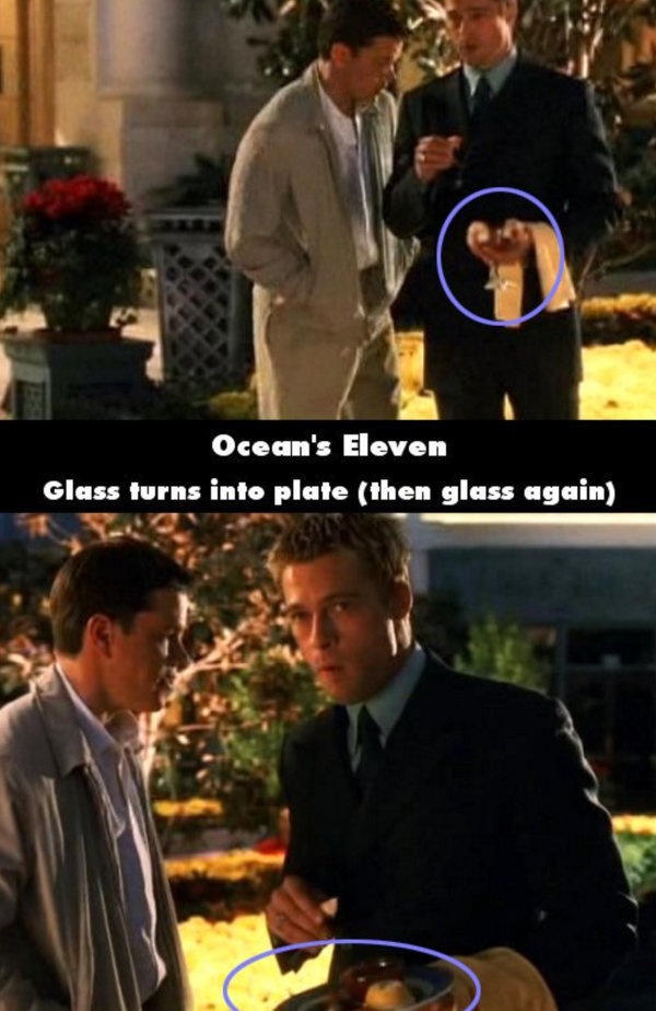 28 Hidden Mistakes You've Probably Missed In Your Favorite Movies