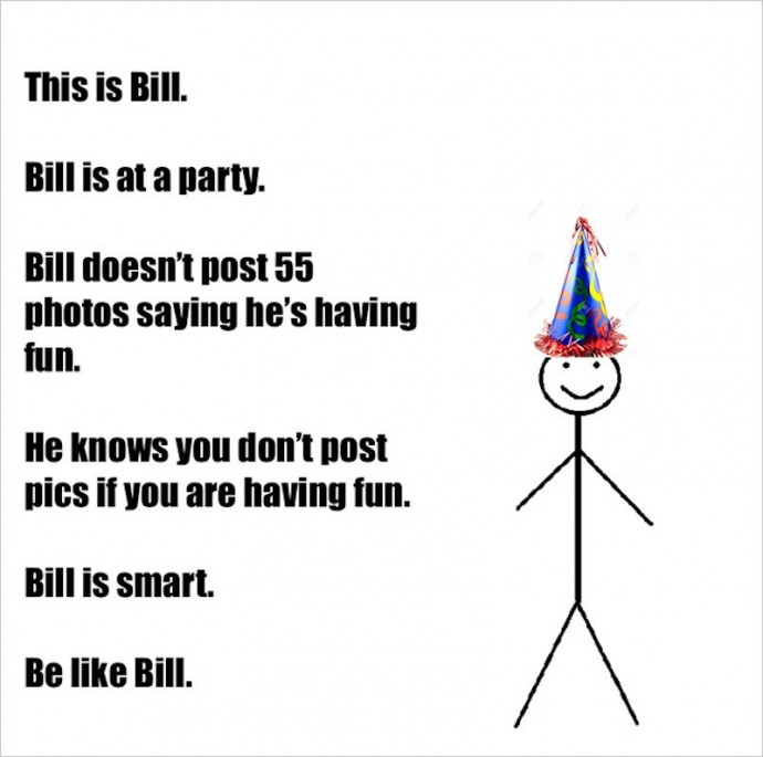 Be like Bill (NEW) (11th)