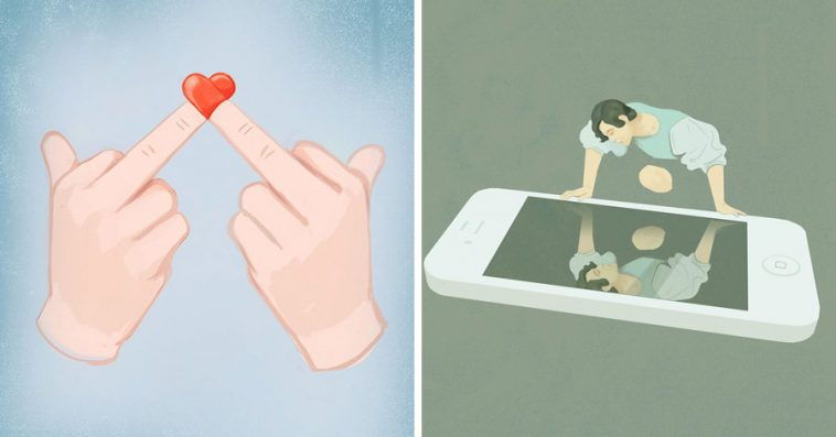 12-creative-illustrations-perfectly-depict-struggles-modern-life