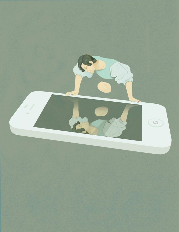 12 Creative Illustrations That Perfectly Depict The Struggles Of Modern Life