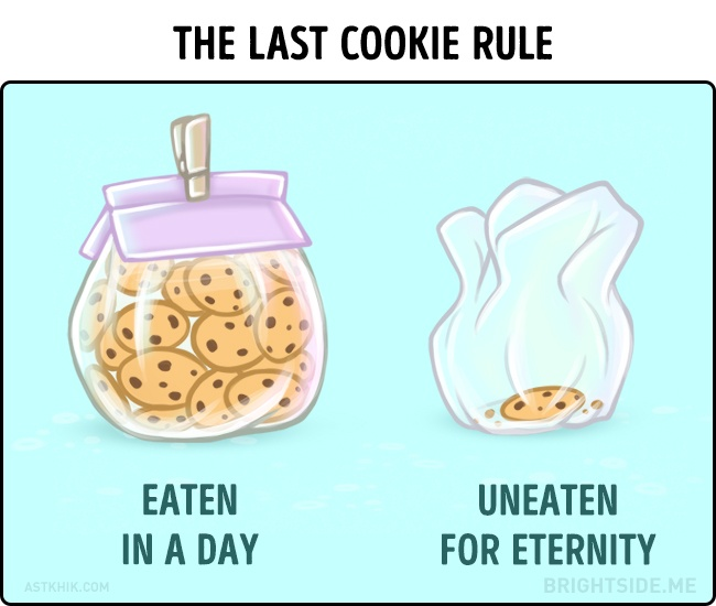 16 habits you can relate to