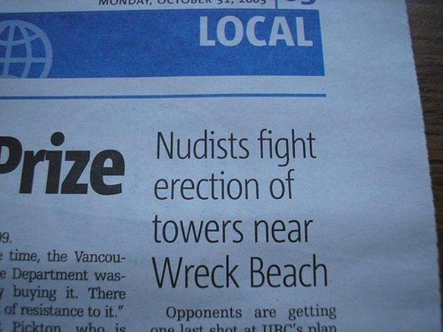 20 Hilarious News Headlines You Almost Can't Believe Are True. #5 Is Probably The Best In History.