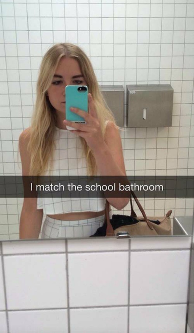 Hilarious Snapchats That Made Our Day Instantly Better - 21 hilarious snapchats that made our day instantly better 6 cracked me up