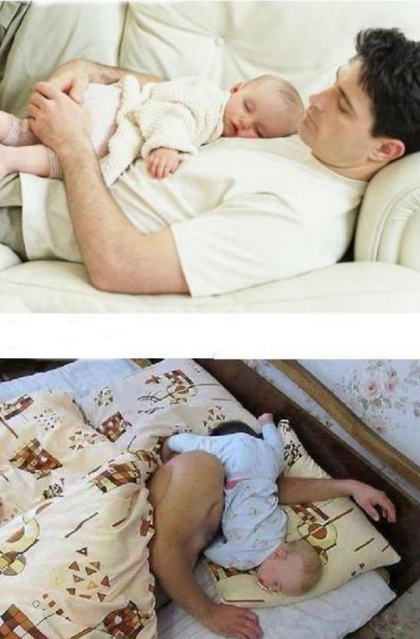 24 Hilarious Baby Photoshoot Pinterest Fails. #9 Is The Best Ever.