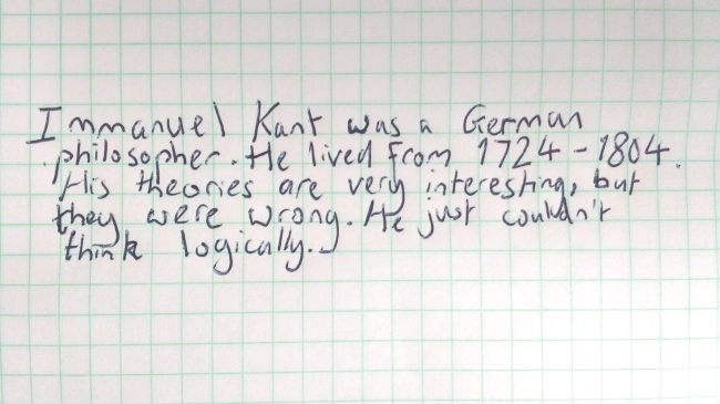 24 Hilarious Notes From Kids Who Will Definitely Go Places In Life