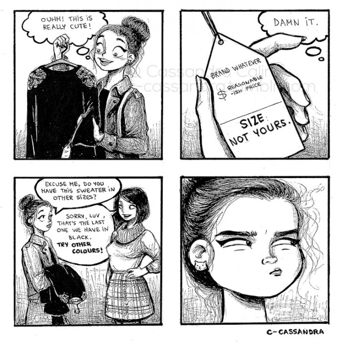 16 women's daily struggles