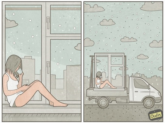 20 Brilliant Illustrations That Will Make You Look Twice